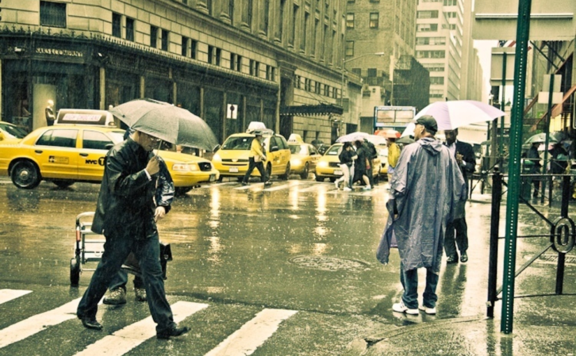 Why Going Out in the Rain Can Be More Fun