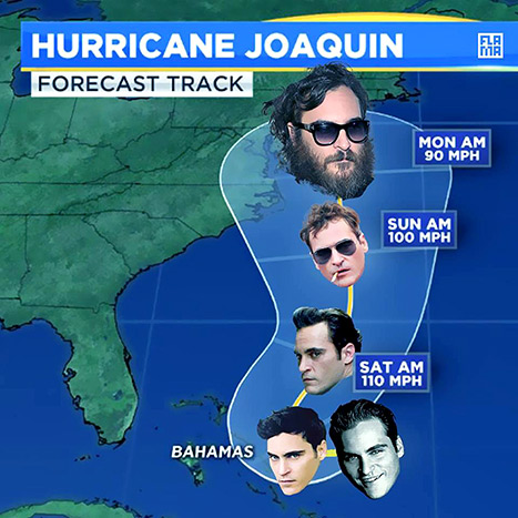 What Cocktails To Drink During Hurricane Joaquin